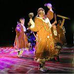Чукотка, ансамбль песни и танца