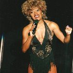 Lori Mitchell-Gay, tribute Tina Turner