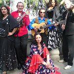 An de Foro, цыганский ансамбль